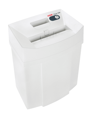HSM Pure 120 Strip-Cut Shredder