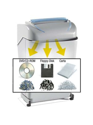 Kobra 240 SS4 Multimedia Strip Cut Shredder