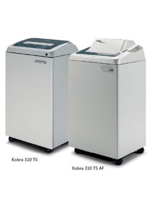 Kobra 310 TS HS6 High Security Shredder