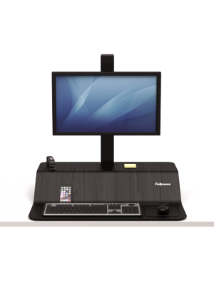 Lotus VE Sit-Stand Workstation - Single