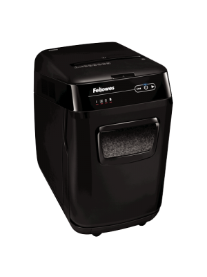 Fellowes AutoMax 200M Auto Feed Micro Cut Shredder