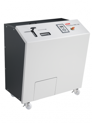 HSM HDS 150-1 Strip-Cut Hard Drive & Multimedia Shredder